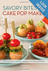 Savory Bites from Your Cake Pop Maker