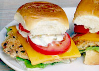 Tilapia Sliders